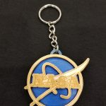 Image of NASA Bilevel Keychain