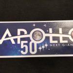 Image of Apollo 50 Bumper Sticker
