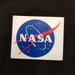 Image of NASA 3.5 Sticker