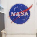 Image of NASA Window Cling