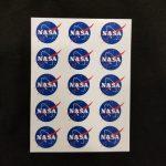 Image of Small Sticker Sheet