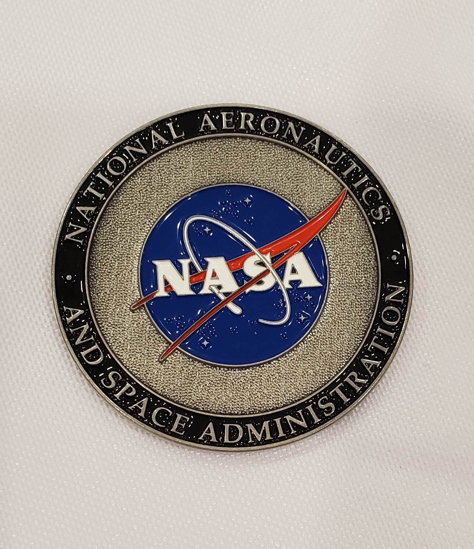 Image of ISS Coin