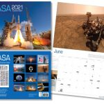 Image of NASA 2021 Calendar