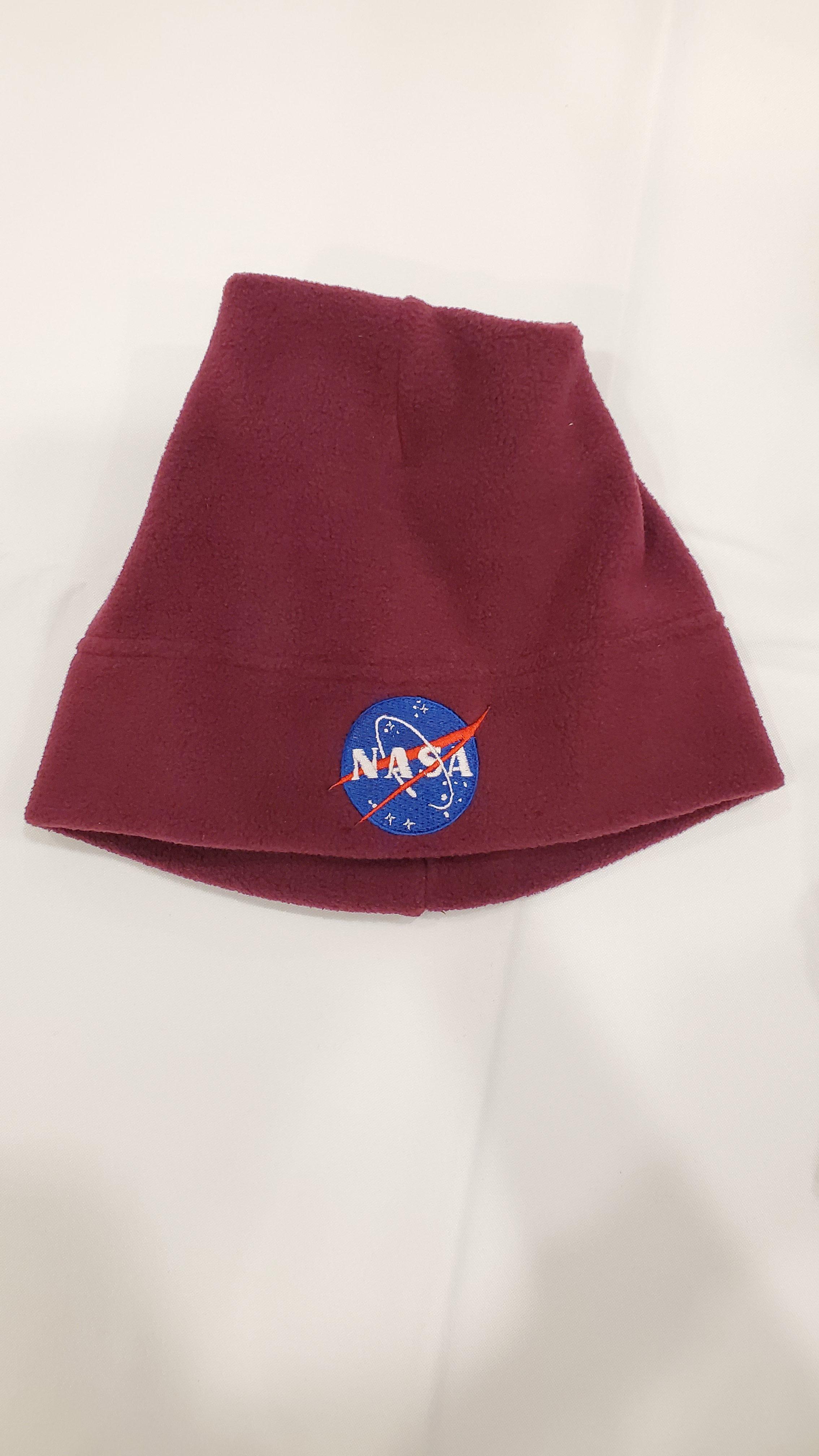 Image of Red NASA Beanie